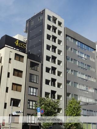東京都港区、新橋駅徒歩4分の新築 11階建の賃貸マンション