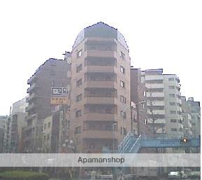 東京都港区、白金高輪駅徒歩2分の築18年 8階建の賃貸マンション