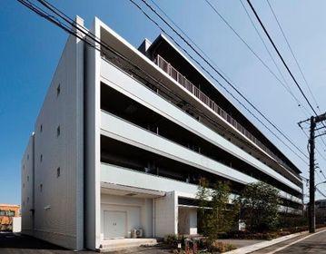 東京都豊島区、池袋駅徒歩19分の築3年 5階建の賃貸マンション