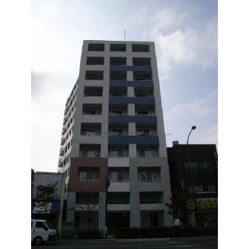 東京都板橋区、大山駅徒歩9分の築11年 10階建の賃貸マンション