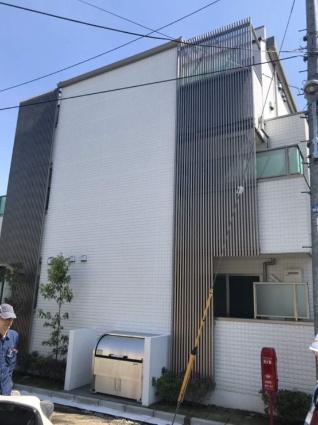 フェリーチェ東高円寺D[1K/17.23m2]の外観2