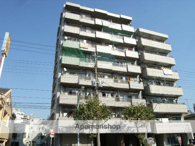 東京都台東区、浅草駅徒歩16分の築27年 8階建の賃貸マンション