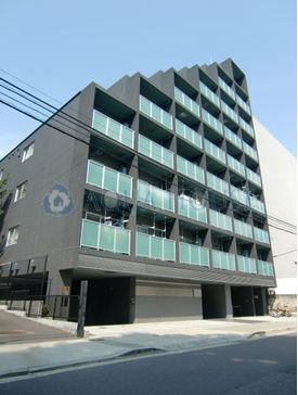 東京都江東区、門前仲町駅徒歩13分の築10年 8階建の賃貸マンション