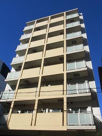 東京都江東区、錦糸町駅徒歩10分の築8年 8階建の賃貸マンション