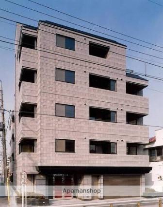 東京都葛飾区、金町駅徒歩6分の築26年 5階建の賃貸マンション