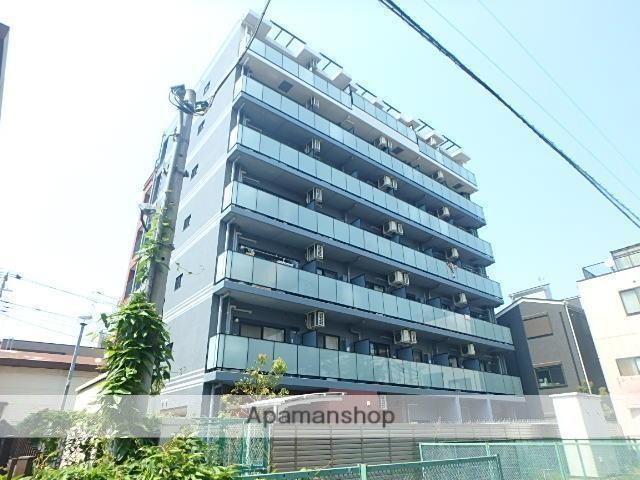東京都墨田区、とうきょうスカイツリー駅徒歩7分の築1年 7階建の賃貸マンション
