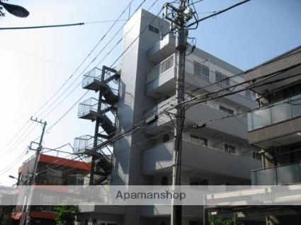 東京都墨田区、亀戸駅徒歩16分の築27年 5階建の賃貸マンション