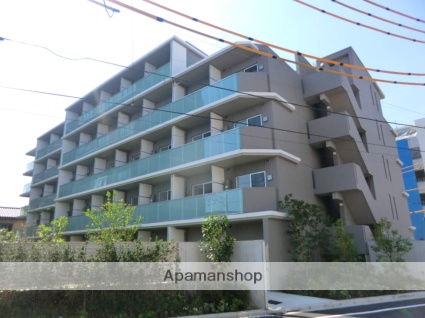 東京都墨田区、東向島駅徒歩5分の新築 5階建の賃貸マンション