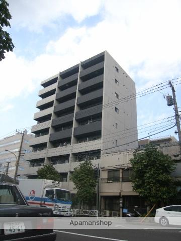 東京都墨田区、錦糸町駅徒歩12分の築4年 9階建の賃貸マンション