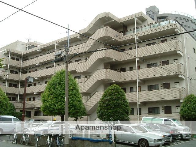 東京都墨田区、平井駅徒歩14分の築28年 6階建の賃貸マンション