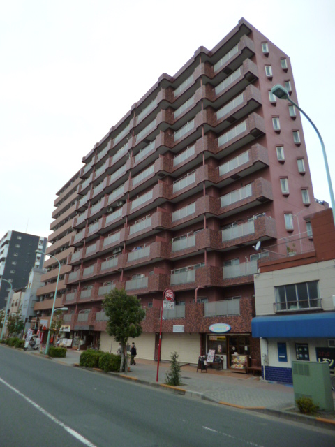 東京都墨田区、とうきょうスカイツリー駅徒歩6分の築37年 10階建の賃貸マンション