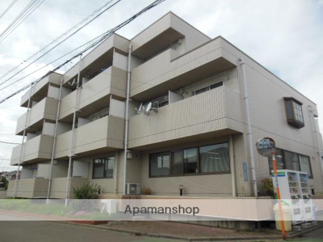 東京都三鷹市、三鷹駅バス20分医師会館前下車後徒歩3分の築29年 3階建の賃貸マンション