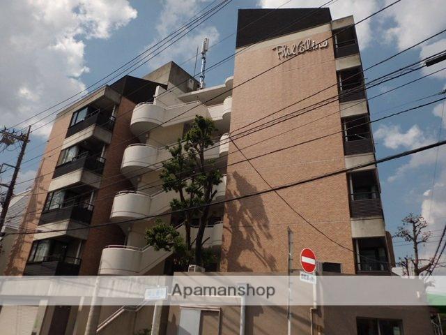 東京都武蔵野市、三鷹駅徒歩17分の築28年 7階建の賃貸マンション