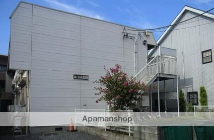 東京都武蔵野市、武蔵境駅徒歩8分の築27年 2階建の賃貸アパート