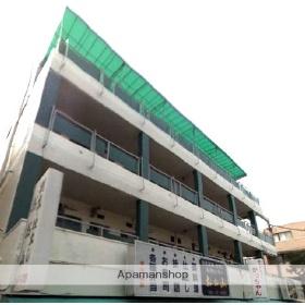 東京都三鷹市、吉祥寺駅徒歩24分の築32年 4階建の賃貸マンション