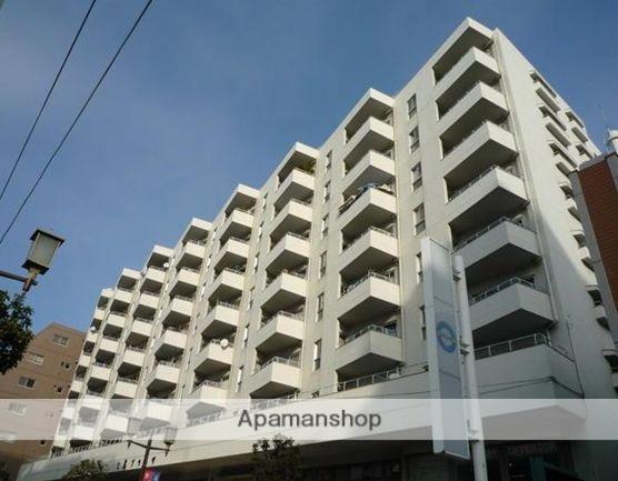 東京都三鷹市、三鷹駅徒歩11分の築44年 9階建の賃貸マンション
