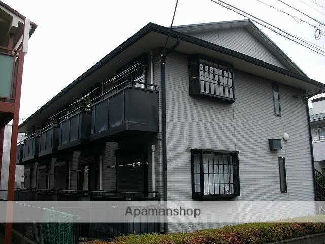 東京都武蔵野市、吉祥寺駅徒歩18分の築19年 2階建の賃貸アパート
