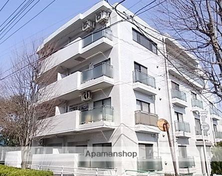 東京都武蔵野市、三鷹駅徒歩27分の築26年 4階建の賃貸マンション