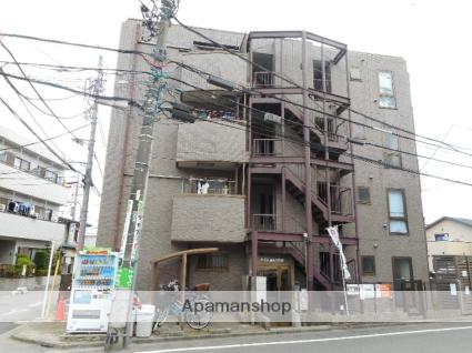 東京都調布市、つつじヶ丘駅徒歩11分の築18年 4階建の賃貸マンション