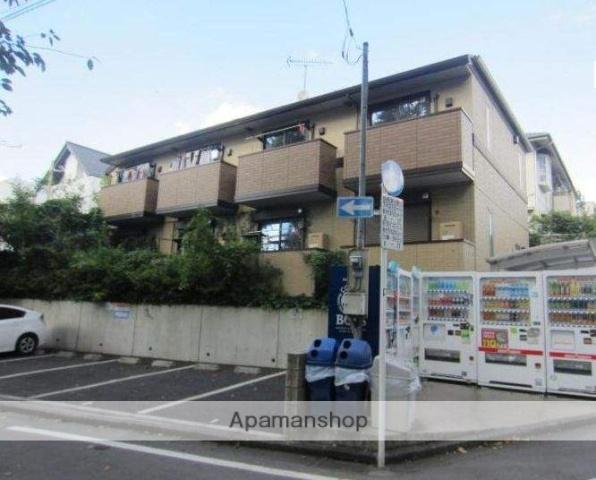 東京都杉並区、西荻窪駅徒歩24分の築5年 2階建の賃貸テラスハウス