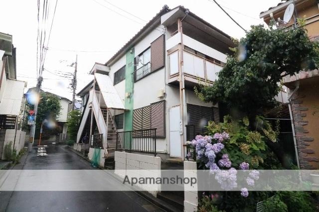 東京都三鷹市、吉祥寺駅徒歩25分の築31年 2階建の賃貸アパート