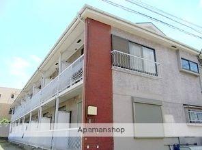 東京都武蔵野市、三鷹駅徒歩18分の築35年 2階建の賃貸アパート