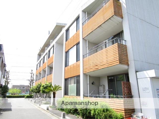 東京都三鷹市、武蔵境駅徒歩12分の築11年 4階建の賃貸マンション