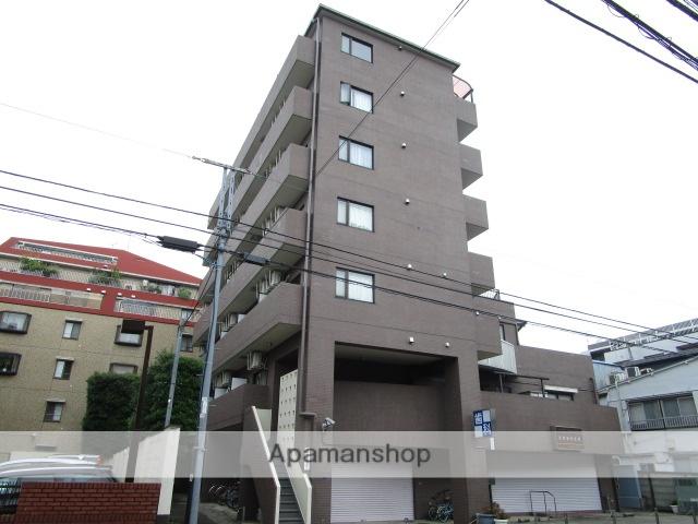 東京都武蔵野市、吉祥寺駅徒歩23分の築22年 7階建の賃貸マンション