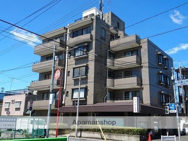 東京都武蔵野市、西荻窪駅徒歩12分の築28年 5階建の賃貸マンション