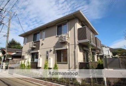 東京都杉並区、永福町駅徒歩20分の築1年 2階建の賃貸アパート