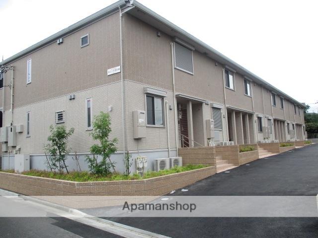 東京都三鷹市、久我山駅徒歩11分の新築 2階建の賃貸アパート
