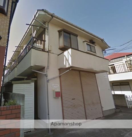 東京都武蔵野市、三鷹駅徒歩15分の築28年 2階建の賃貸アパート