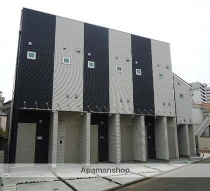 東京都武蔵野市、吉祥寺駅徒歩22分の新築 2階建の賃貸アパート