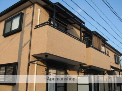 東京都小金井市、東小金井駅徒歩30分の築8年 2階建の賃貸アパート