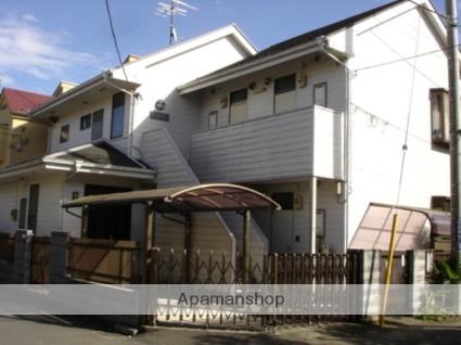 東京都小金井市、武蔵小金井駅徒歩28分の築26年 2階建の賃貸アパート
