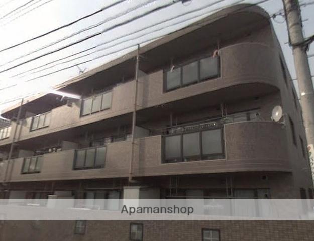 東京都三鷹市、吉祥寺駅バス21分医師会館下車後徒歩5分の築23年 3階建の賃貸マンション