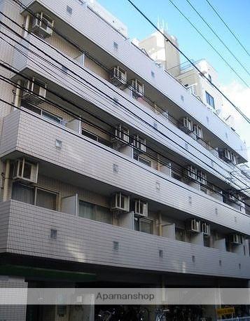 東京都三鷹市、三鷹駅徒歩3分の築18年 6階建の賃貸マンション