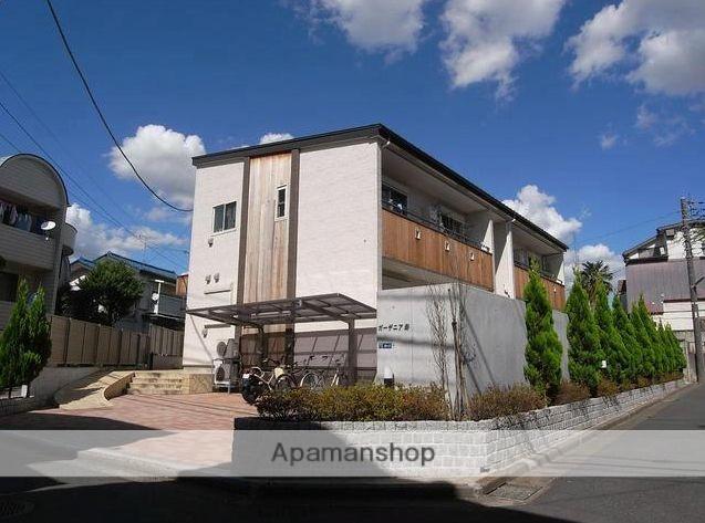 東京都三鷹市、久我山駅徒歩13分の築7年 2階建の賃貸アパート