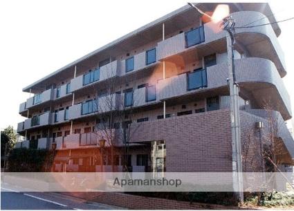 東京都三鷹市、吉祥寺駅徒歩34分の築22年 4階建の賃貸マンション
