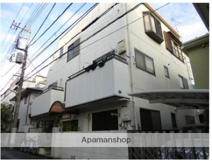 東京都武蔵野市、三鷹駅徒歩23分の築27年 3階建の賃貸マンション
