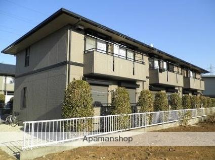 東京都調布市、つつじヶ丘駅徒歩28分の築24年 2階建の賃貸アパート