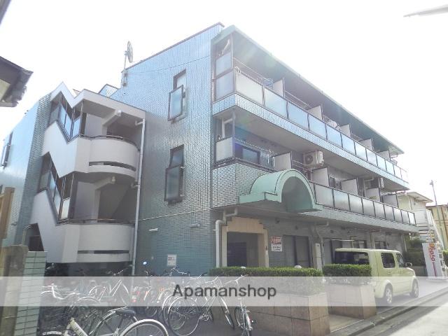 東京都武蔵野市、吉祥寺駅徒歩25分の築25年 3階建の賃貸マンション