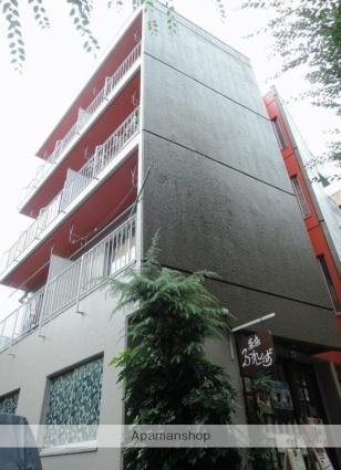 東京都三鷹市、吉祥寺駅徒歩25分の築36年 4階建の賃貸マンション