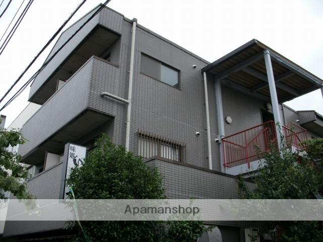 東京都武蔵野市、武蔵境駅徒歩6分の築25年 3階建の賃貸マンション