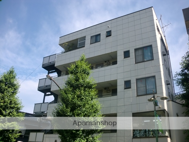 東京都武蔵野市、吉祥寺駅徒歩18分の築30年 5階建の賃貸マンション