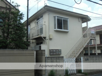 東京都武蔵野市、吉祥寺駅徒歩13分の築28年 2階建の賃貸アパート