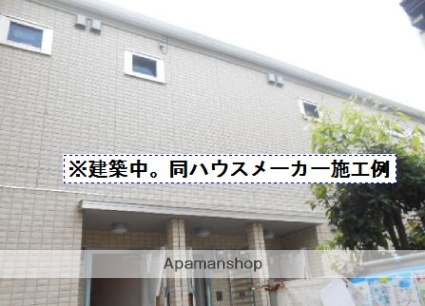 東京都練馬区、上石神井駅徒歩14分の築3年 2階建の賃貸アパート