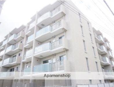 東京都杉並区、永福町駅徒歩10分の築2年 5階建の賃貸マンション