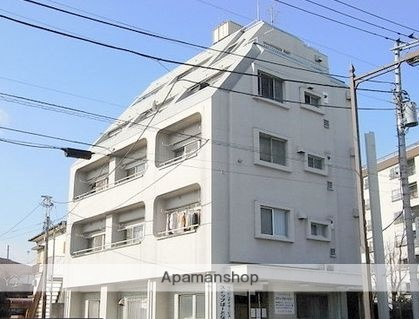 東京都武蔵野市、三鷹駅徒歩22分の築44年 5階建の賃貸マンション