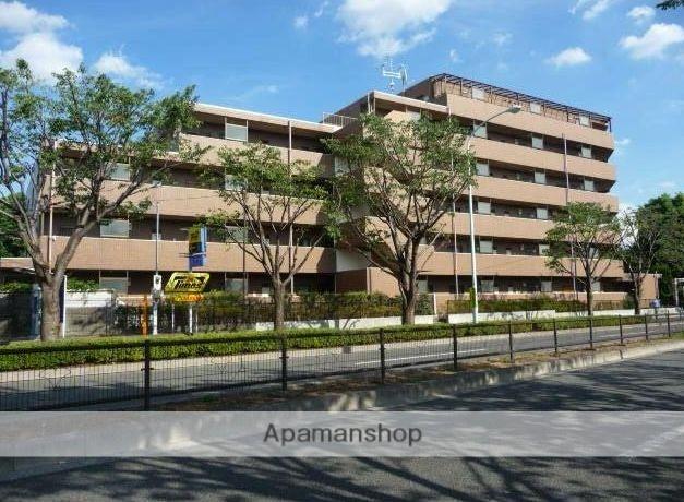 東京都武蔵野市、武蔵境駅徒歩19分の築22年 6階建の賃貸マンション